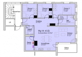Hinterdorf 9, Obermumpf, Switzerland 4324, 3 Bedrooms Bedrooms, ,1 BathroomBathrooms,Apartment,For Rent,Hinterdorf 9,1004